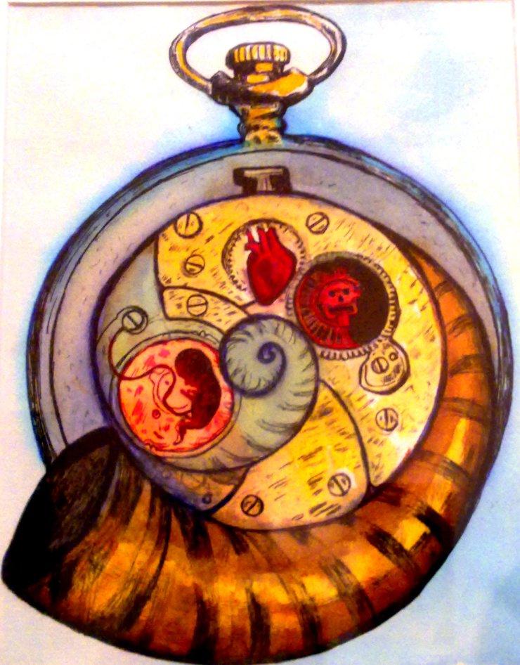 El reloj de bolsillo