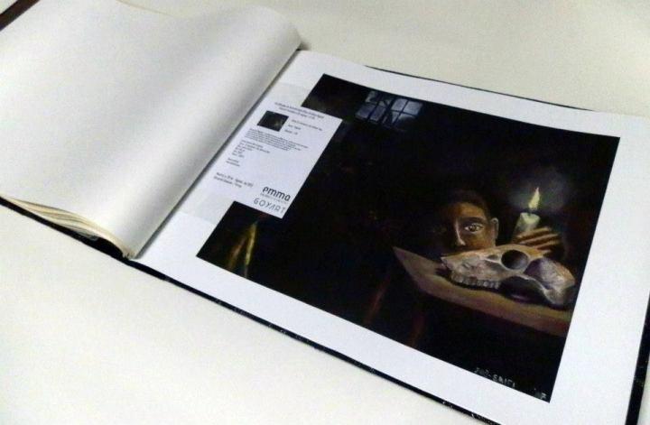 Libro de Artistas en Guayaquil