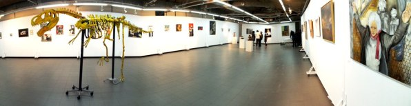 Previo exposición ARTO en Centro Cultural Federico García Lorca, Rivas Vaciamadrid