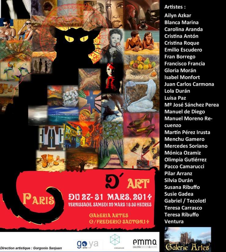 Exposición en París