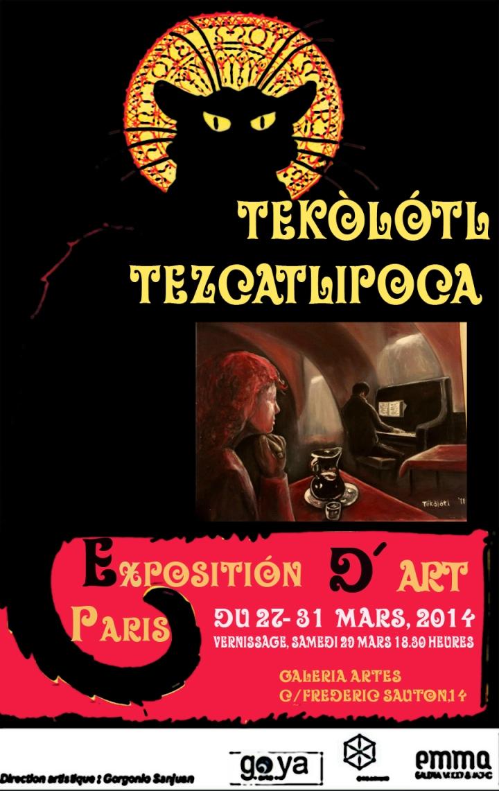 Exposition D'Art París
