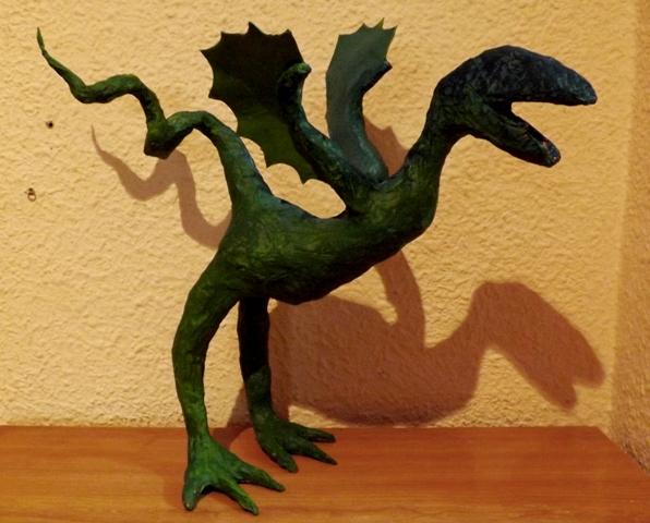 El dragón de San Jorge